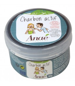 Charbon actif 30g Anae